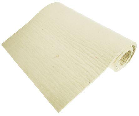 Viscose, Wool Felt Sheet, 1m x 500mm x 12.5mm product photo