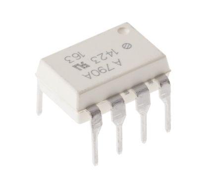 ACPL-790A-000E Broadcom, Isolation Amplifier, 3 → 5.5 V, 8-Pin PDIP
