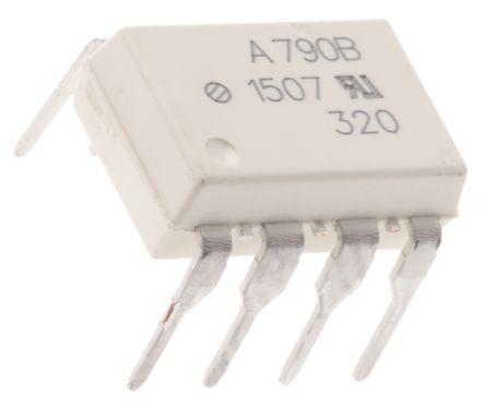 ACPL-790B-000E Broadcom, Isolation Amplifier, 3 → 5.5 V, 8-Pin PDIP