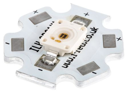 ILH-ID01-85SN-SC201. ILS, Dragon1IR PowerStar 850nm IR LED, PCB SMD package package