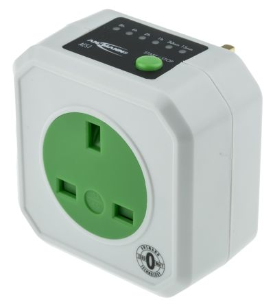 Energy Saving Plug 13A Timer for use with Various Domestic Electrical Devices