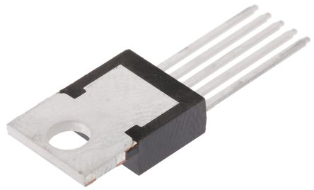 Microchip TC4421AVAT Low Side MOSFET Power Driver 10A 5-Pin TO-220