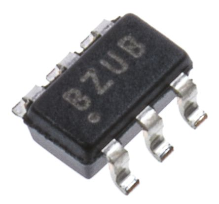 Microchip MCP1640T-I/CHY, Boost Regulator, Step Up 350mA Adjustable, 575 kHz 6-Pin, SOT-23