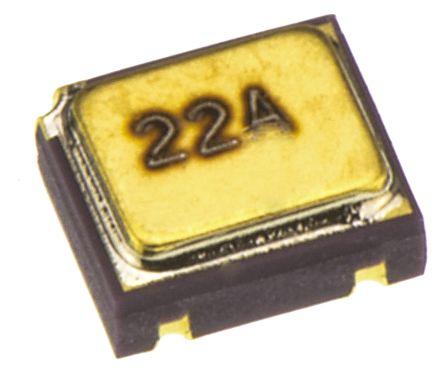 Semelab 2N2222ACSM NPN Transistor, 800 mA, 40 V, 3-Pin LCC 1