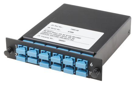 12 Port MTP to SC Simplex Cassette, OS1, OS2 Optical Fibre Type product photo