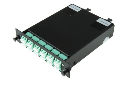 24 Port MTP to LC Cassette, OM3 Optical Fibre Type product photo