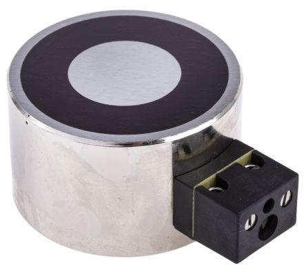 RS PRO Access Control Door Magnet, 1000N, 24V dc