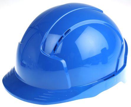 EVOLite Blue ABS Standard Peak Vented Hard Hat product photo