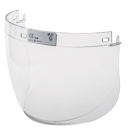 G500 5F-1 Clear Anti Fog Face Shield