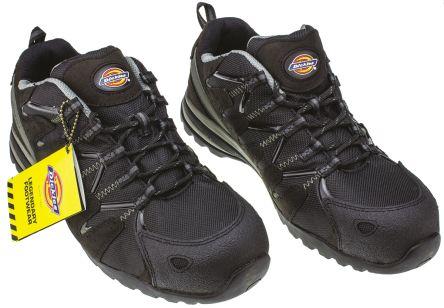 Dickies Tiber Zapatillas de Seguridad Para Hombre, Negro (Negro), 43 EUR