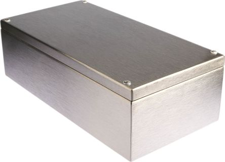 304 Stainless Steel Wall Box IP66, 121mm x 200 mm x 400 mm product photo