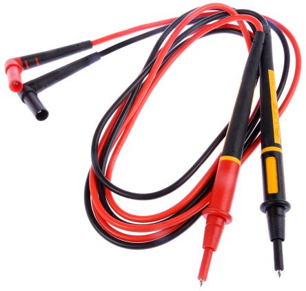 Fluke TL175 Test Lead Kit, CAT III 1000 V, CAT IV 600 V