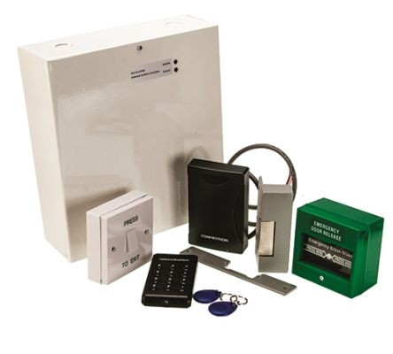 Access control kit proximity door strike