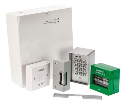 RS PRO Access Control System, 12V dc, 2A