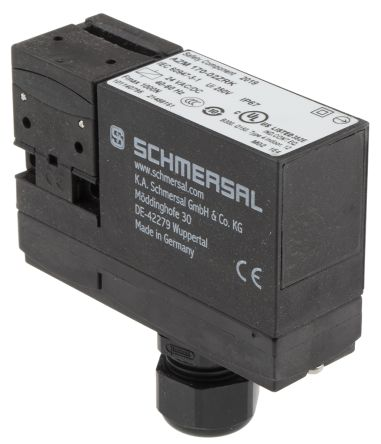 AZM 170 Solenoid Interlock Switch Power to Unlock 24 V ac/dc