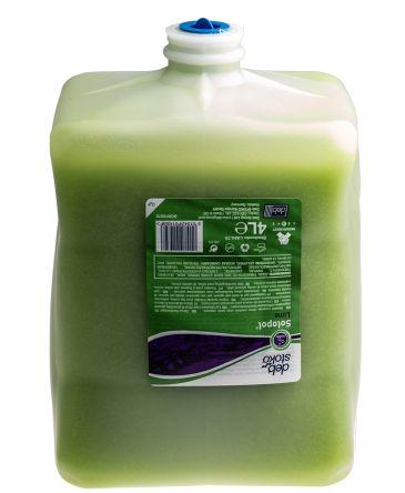 deb stoko Citrus Lime Wash Hand Soap Dispenser - Cartridge, 4 L