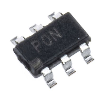 Analog Devices ADP1864AUJZ-R7, DC-DC Buck Controller 650 kHz, 3.15 → 14 V 6-Pin, TSOT