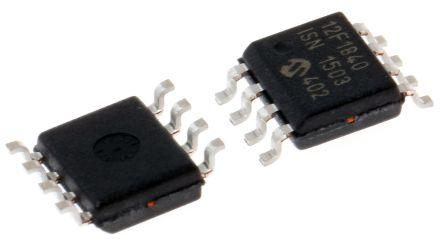Microchip PIC12F1840-I/SN, 8bit PIC Microcontroller, PIC12F, 32MHz, 7 kB Flash, 8-Pin SOIC