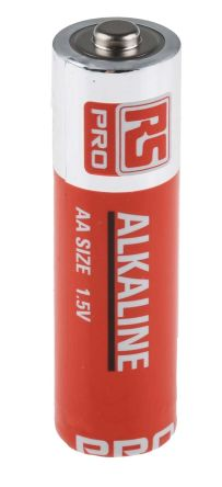 Non-Rechargeable AA Alkaline Battery