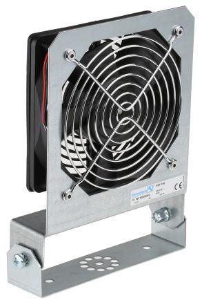 Pfannenberg Enclosure Fan Module, 170m³/h, 161mm, 24 V dc