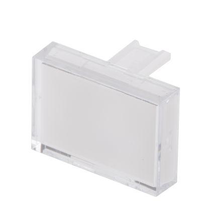 Rectangular white lens for SD16 series