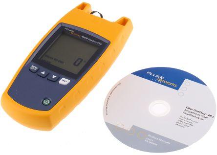 Fluke Networks Fibre Optic Test Equipment Fiber Oneshot PRO Fibre Optic Inspector