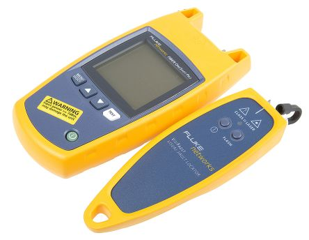 Fluke Networks Fibre Optic Test Equipment FIBR-1-KITPRO-VF Fibre Optic Inspector