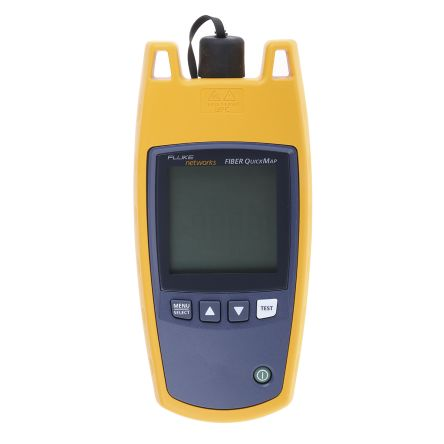 Fluke Networks Fibre Optic Test Equipment Fiber QuickMap Fibre Optic Inspector