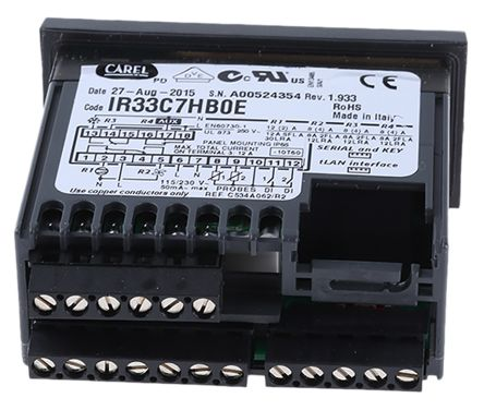F7458011 03 ir33c7hb0e carel ir33 pid temperature controller, 4 output relay carel ir33 wiring diagram at mifinder.co