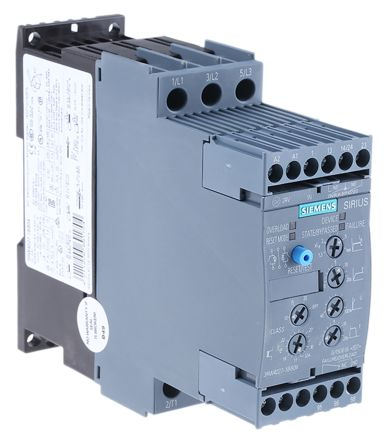 siemens soft starter manual