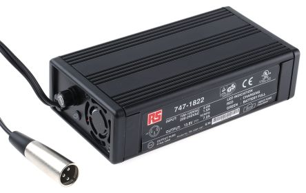 13.8V 7.2A 120W 2 Sect. Battery Charger