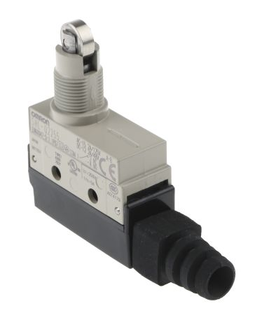 CONTACT MODEL ZC-N2255 OMRON ENCLOSED LIMIT SWITCH 1 N.C 1 N.O 2 AVAILABLE