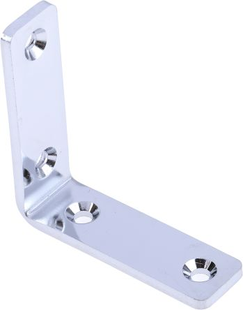 15 x 50mm 4 Hole Stainless Steel Angle Bracket product photo
