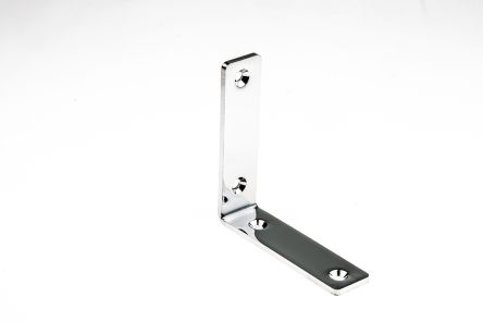 70 x 18mm 4 Hole Stainless Steel Angle Bracket product photo
