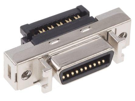 SAMTEC MUSB-05-S-B-SM-A MINI USB RECETPACLE SMT 2.0 TYPE B 50 pieces