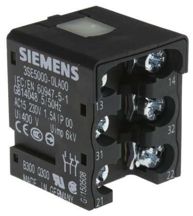 quick connect terminal 2x switches supplied Micro switch ip67 plunger