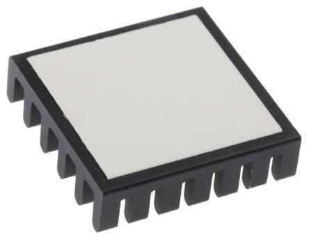 Heatsink, BGA, 22K/W, 23 x 23 x 6mm, Adhesive Foil