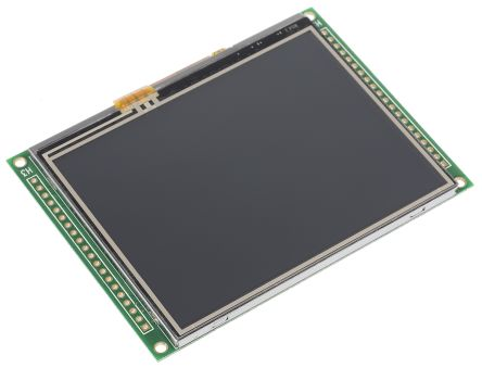 "Displaytech TFT Farbiges LCD-Display / Touch Screen 3.5"" QVGA, 320 x 240Pixel"
