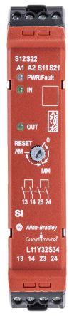 allen bradley relay wiring diagram 440r s12r2 allen bradley guardmaster 440 r 24 v dc safety relay  440r s12r2 allen bradley guardmaster