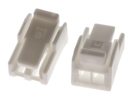 JST GH Connector Housing, 1.25mm Pitch, 2 Way, 1 Row Right Angle, Straight