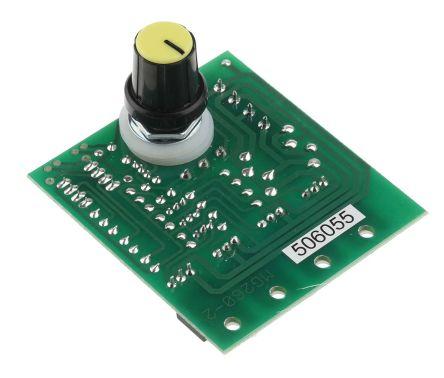 RS PRO, DC Motor Controller, 6  15 V dc, 3 A, Panel Mount