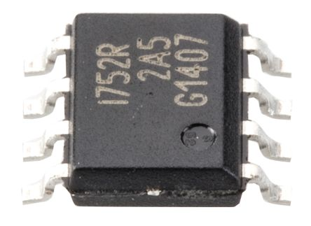 Infineon ISP752RFUMA1, 1-Channel Intelligent Power Switch, High Side, 1.7A, -10 → 16V 8-Pin, SOIC