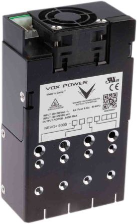 Nevo+600S Front End Vox Power   Vox Power 600W 0 Output Embedded ...