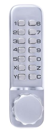 Metal Mechanical Steel Code Lock product photo