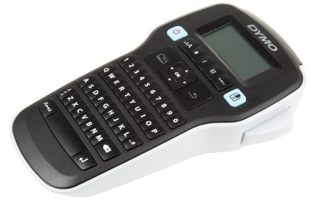 Dymo LabelManager 160 Label Printer With QWERTY (UK) Keyboard, UK Plug