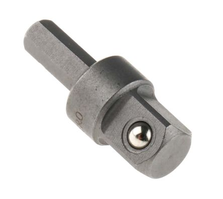 1/4 in Square Drive Socket Adapter, Length 22 mm product photo