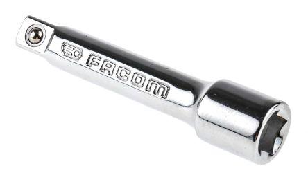 Facom 1//4 drive standard spring-clip bit holder