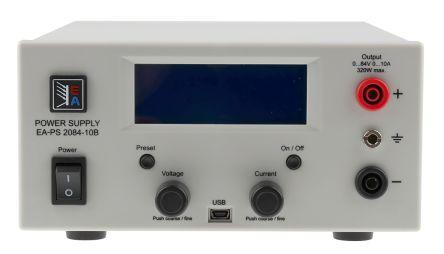 EA Elektro-Automatik Digital Bench Power Supply 320W, 1 Output 0 → 84V 10A