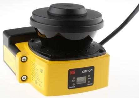 0S32C Laser Scanner, 30 mm, 40 mm, 50 mm, 70 mm Resolution