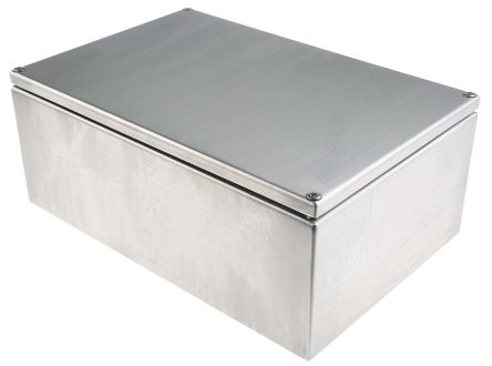 304 Stainless Steel Wall Box IP66, 120mm x 200 mm x 300 mm product photo